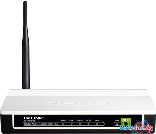 Беспроводной DSL-маршрутизатор TP-Link TD-W8151N в Могилёве