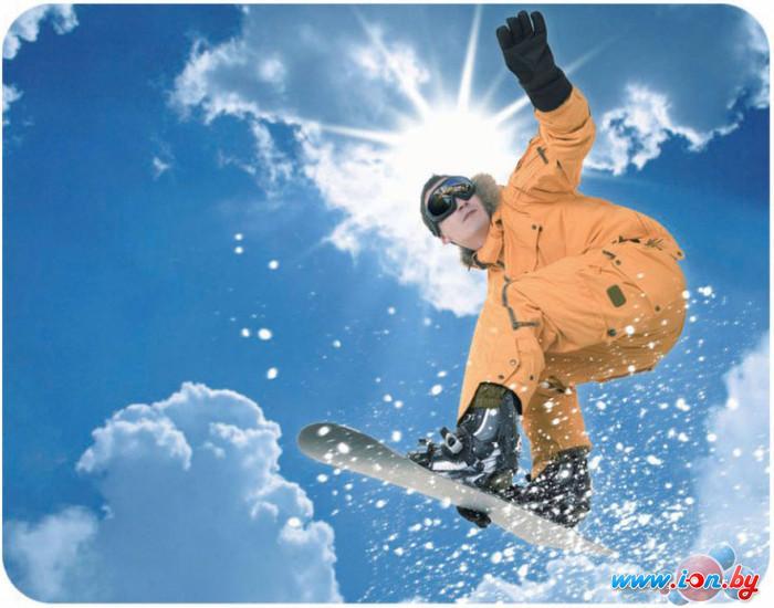 Коврик для мыши Buro BA02-02 Сноубордист в Могилёве
