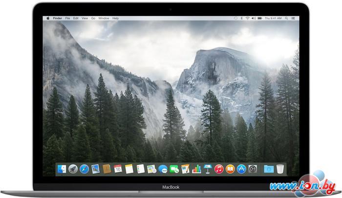 Ноутбук Apple MacBook (MJY42) в Могилёве