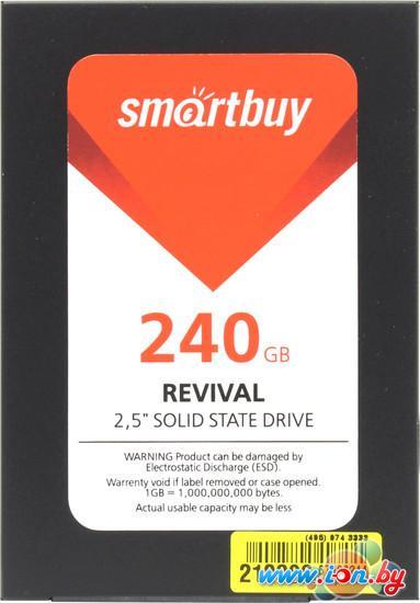 SSD Smart Buy Revival 240 GB (SB240GB-RVVL-25SAT3) в Могилёве