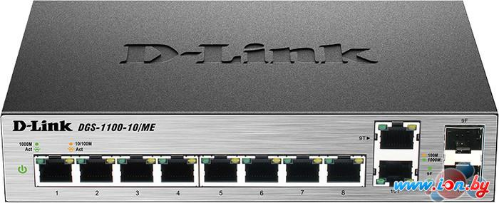 Коммутатор D-Link DGS-1100-10/ME/A1A в Могилёве