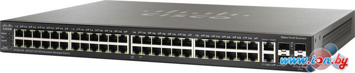 Коммутатор Cisco Small Business SF500-48 (SF500-48-K9-G5) в Могилёве