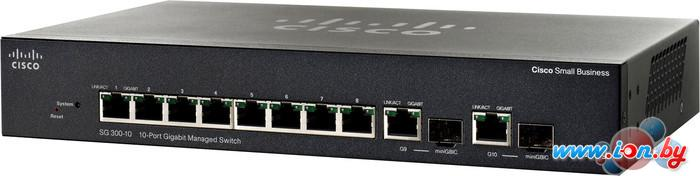 Коммутатор Cisco SG 300-10 (SRW2008-K9-G5) в Могилёве