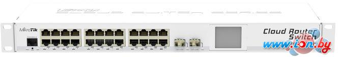 Коммутатор Mikrotik Cloud Router Switch CRS226-24G-2S+RM в Могилёве