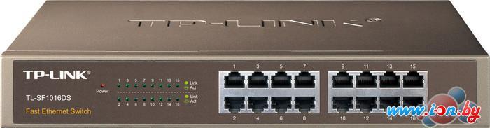 Коммутатор TP-Link TL-SF1016DS в Могилёве