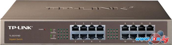 Коммутатор TP-Link TL-SG1016D в Могилёве