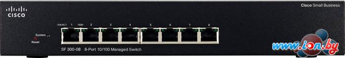 Коммутатор Cisco SF 300-08 (SRW208-K9-G5) в Могилёве