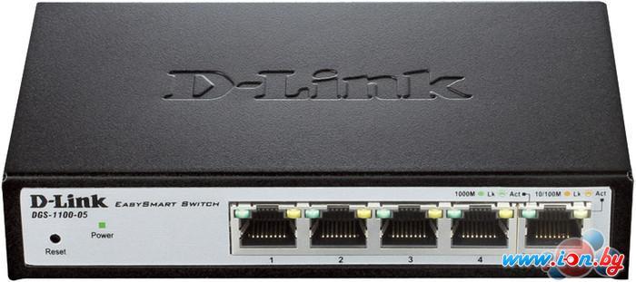 Коммутатор D-Link DGS-1100-05/A1A в Могилёве