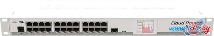 Коммутатор Mikrotik Cloud Router Switch CRS125-24G-1S-RM в Могилёве