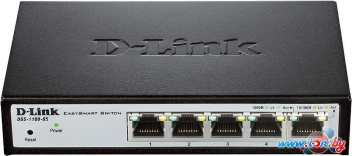 Коммутатор D-Link DGS-1100-05 в Могилёве