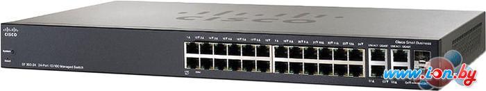 Коммутатор Cisco SF300-24PP (SF300-24PP-K9) в Могилёве
