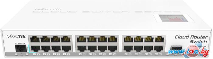 Коммутатор Mikrotik Cloud Router Switch CRS125-24G-1S-IN в Могилёве