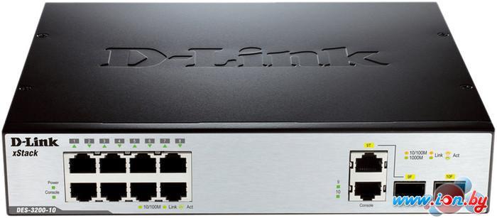 Коммутатор D-Link DES-3200-10/C1A в Могилёве