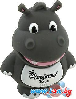 USB Flash Smart Buy Wild Series Hippo 16GB (SB16GBHip) в Могилёве