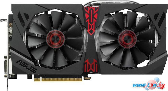 Видеокарта ASUS Radeon R9 380 4GB GDDR5 (STRIX-R9380-DC2OC-4GD5-GAMING) в Могилёве