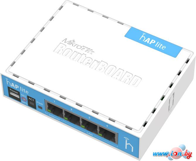 Беспроводной маршрутизатор Mikrotik hAP lite (RB941-2nD) в Могилёве