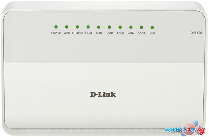 Беспроводной маршрутизатор D-Link DIR-825/A/D1A в Могилёве