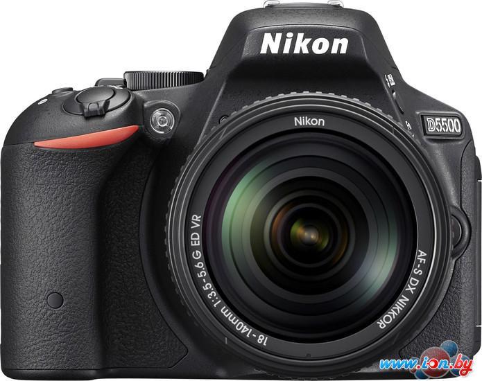 Фотоаппарат Nikon D5500 Kit 18-140mm VR в Могилёве