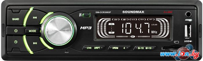 USB-магнитола Soundmax SM-CCR3053F в Могилёве