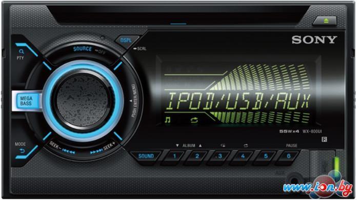 CD/MP3-магнитола Sony WX-800UI в Могилёве