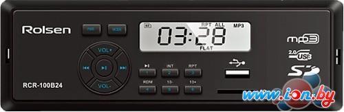 USB-магнитола Rolsen RCR-100B24 в Могилёве
