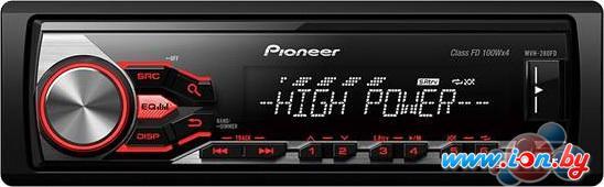 USB-магнитола Pioneer MVH-280FD в Могилёве
