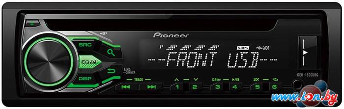 CD/MP3-магнитола Pioneer DEH-1800UBG в Могилёве