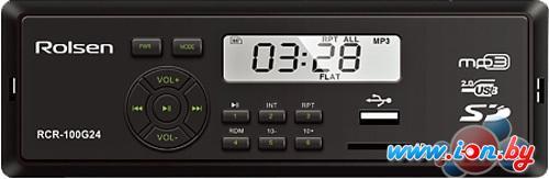 USB-магнитола Rolsen RCR-100G24 в Могилёве