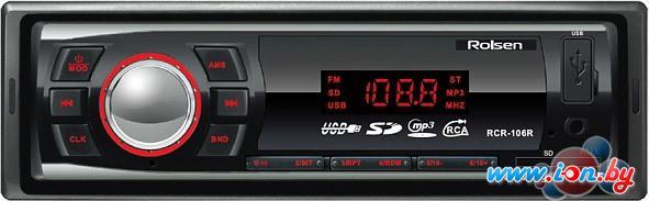 CD/MP3-магнитола Rolsen RCR-106 в Могилёве