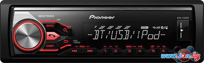 USB-магнитола Pioneer MVH-X380BT в Могилёве