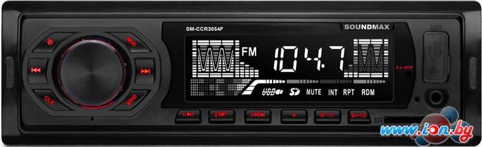 USB-магнитола Soundmax SM-CCR3054F в Могилёве