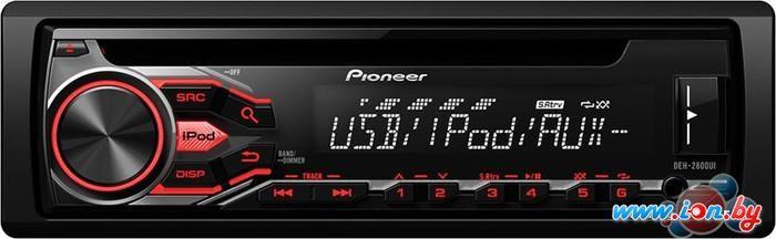 CD/MP3-магнитола Pioneer DEH-2800UI в Могилёве