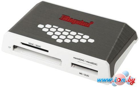 Кардридер Kingston USB 3.0 Media Reader (FCR-HS4) в Гомеле