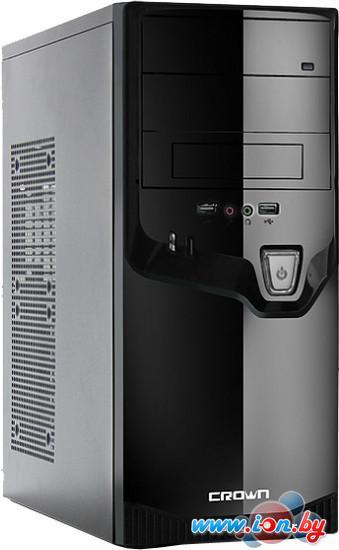Корпус CrownMicro CMC-SM602 450W Black/Silver в Могилёве
