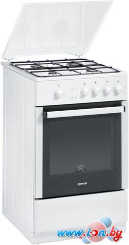 Кухонная плита Gorenje GN51103AW в Могилёве