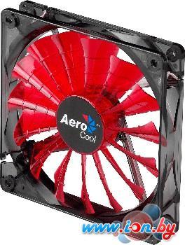 Кулер для корпуса AeroCool Shark Fan 140mm Devil Red Edition в Могилёве