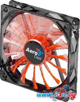 Кулер для корпуса AeroCool Shark Fan 120mm Evil Black Edition в Могилёве