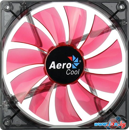 Кулер для корпуса AeroCool Lightning 140mm Red Led Fan в Могилёве