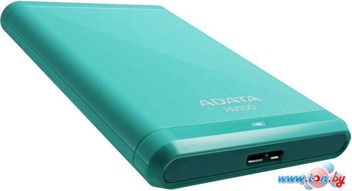 Внешний жесткий диск A-Data HV100 1TB Blue (AHV100-1TU3-CBL) в Могилёве