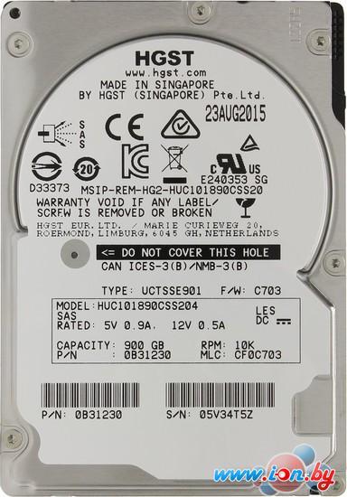 Жесткий диск Hitachi Ultrastar C10K1800 900GB [HUC101890CSS204] в Могилёве