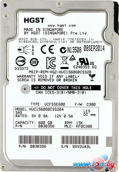 Жесткий диск Hitachi Ultrastar C15K600 600GB [HUC156060CSS204] в Могилёве