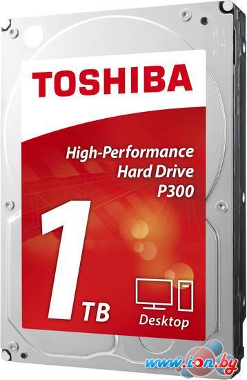 Жесткий диск Toshiba P300 1TB [HDWD110UZSVA] в Могилёве
