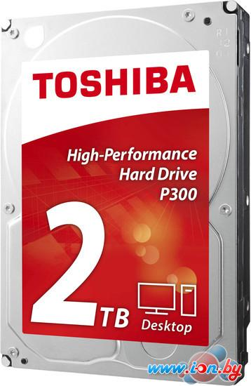 Жесткий диск Toshiba P300 2TB [HDWD120UZSVA] в Могилёве