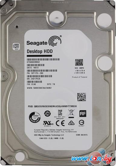 Жесткий диск Seagate Barracuda Desktop 5TB (ST5000DM002) в Могилёве