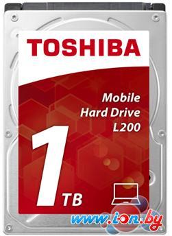 Жесткий диск Toshiba L200 1TB [HDWJ110UZSVA] в Могилёве