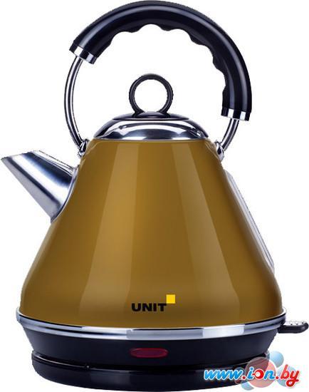 Чайник UNIT UEK-262 mustard в Могилёве