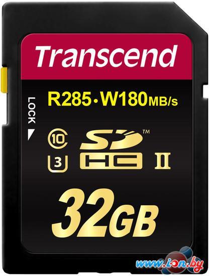 Карта памяти Transcend SDHC UHS-II U3 32GB [TS32GSD2U3] в Могилёве