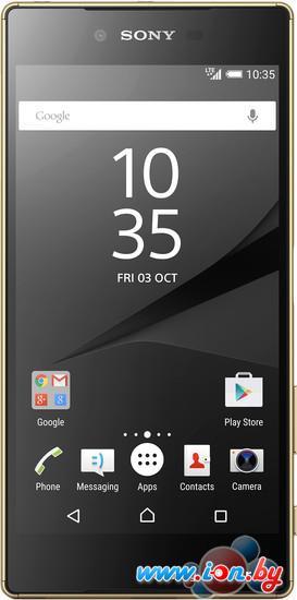 Смартфон Sony Xperia Z5 Premium Dual Gold в Могилёве