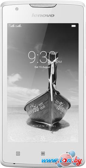 Смартфон Lenovo A1000 White Pearl в Могилёве