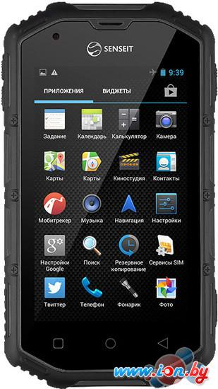 Смартфон Senseit R390+ Black в Могилёве